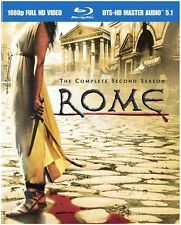Rome: The Complete Second Season [5 D Blu-ray Region A BLU-RAY/WS