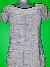 Susan Lawrence Size M Blouse Top. Cap Sleeve Professional Career Wear