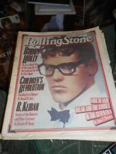 ROLLING STONE MAGAZINE 274, Sept. 21 1978 GARY BUSEY AS BUDDY HOLLY, B. Kliban