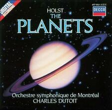 HOLST: THE PLANETS CD  BRAND NEW SEALED