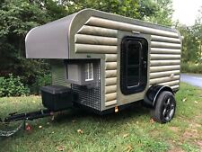 New ListingBrand new Log Cabin styled Teardrop Camper