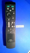 Genuine NEC RD-337 Plasma Monitor PlasmaSync Remote For PX42VM1A PX42VM2A