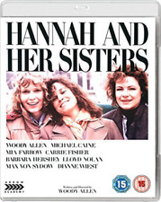 Hannah and Her Sisters Blu-ray DVD 5027035014593
