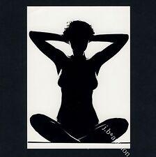 Abstract artistic nude study/artistica atto studio astratto * 60s PHOTO