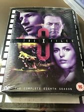 The X-Files - Series 8 - Complete (DVD, Brand New & Sealed)