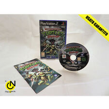 Gioco Sony PS2 - Teenage Mutant Ninja TURTLES Smash-Up SLES-55565