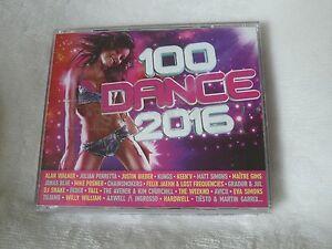 CD /  100 Dance 2016 de 2bandidos, Afrojack 119815