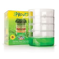 Mr Fothergills KITCHEN SEED SPROUTER Multi Tier, Quick & Easy to Use, Reusable