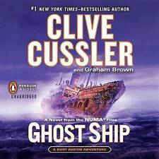 Ghost Ship by Clive Cussler (CD-Audio, 2014)