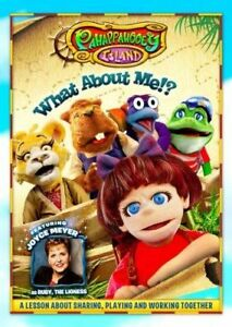 Pahappahooey Island DVD What About Me! - Kids Educational Series - Joyce Meyer