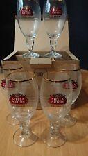 Stella Artois 50 CL Beer Glasses Set of 6