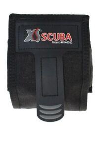 XS Scuba WB101QR Bleitasche mit Schnellabwurf Quick-Release Weight Pocket Trimm