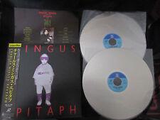 Charles Mingus Epitaph Japan DBL Laserdisc w OBI Laser LD Marsalis Abercrombie