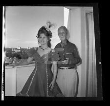 18p Ann-Margret Norman Rockwell CANDID Original Camera NEGATIVE