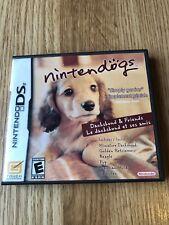Nintendogs: Dachshund & Friends (Nintendo DS, 2005) Works VC2