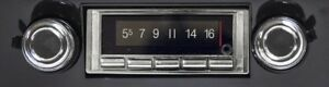 1973-1979 Ford Truck USA-740 AM FM Stereo/Radio Bluetooth USB 300watt EQ sub out
