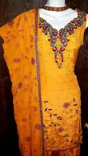 M size 40 Readymade stitched Salwar kameez indian Pakistani bollywood suit saree