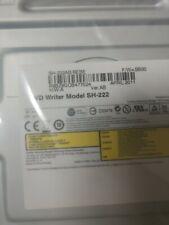 Toshiba Samsung SH-222AB/BEBE SATA DVD RW Burner Optical Drive