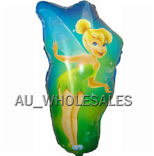 TINKERBELL BUTTERFLY FAIRY BALLOON BIRTHDAY PARTY SUPPLIES LOLLY BAG FILLER GIFT