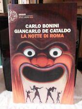 The night of Rome-Carlo Bonini, Giancarlo de Cataldo, Sicily-einaudi 2015 first and. R