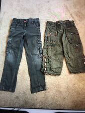 Girls Next Combat Trousers/shorts - Age 6