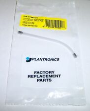 New/Sealed Plantronics 17593-01 Clear Voice Tube
