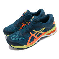 Asics Gel-Kayano 26 Mako Blue Sour Yuzu Men Running Shoes Sneakers 1011A712-400
