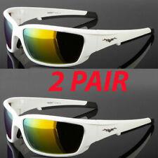 2 Pair Polarized Vertex Sunglasses Sport Running Driving Fishing Golfing Glasses