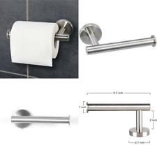 Toilet Paper Holder Stainless Steel Bathroom Tissue Dispenser Wall Mount