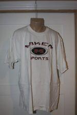 Miken Softball T-Shirt Softball Xlarge New Retro Rare White Screenprinted