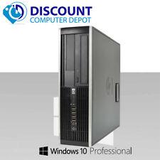 HP 6005 Pro Windows 10 Desktop PC  AMD Athlon 2.80GHz 4GB 160GB DVD-RW