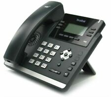 "NEW Yealink T42S Ultra-Elegant Gigabit VoIP IP Phone 2.7"" Dis HD Voice W/ POWER"