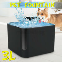 3L USB Automatic Pet Water Dispenser Pet Drinking Fountain Dispenser With