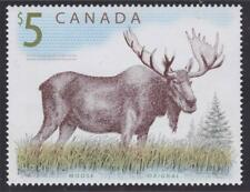 Canada 2005 # 1693 - Moose / Wildlife Definitives MNH