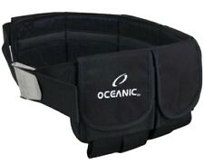 Oceanic Deluxe Five Pocket Weight  Size M and 12Kg flex weights Scuba Diving