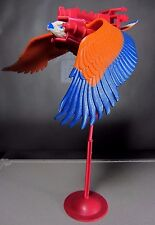 ZOAR vtg 1983 He-Man Masters Universe Action Figure Toy Falcon Bird Hawk COMPLET