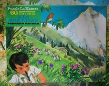 Puzzle A la montage, Fernand Nathan, 1973  - Cavahel Vintage