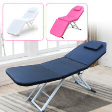 NEW Massage Table SPA Bed 3 Section Beauty Salon Tattoo Therapy Couch Portable