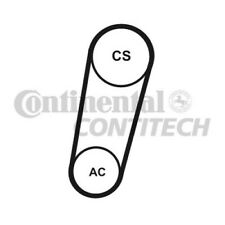 5PK880 CONTITECH DRIVE BELT (Opel Signum 2.0 Turbo) NEW O.E SPEC!