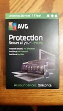 AVG Protection - Unlimited Devices / 1-Year Coverage