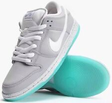 Nike SB Dunk Low Premium Prm Marty McFly Air Mag New Sz 6 QS 313170-022 Grey
