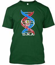 Democratic Republic Of The Congo Dna Gif Hanes Tagless Tee T-Shirt