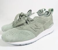 New Balance Mens M997DT2 Made in USA Silver Mint/White Size (Choose Size)
