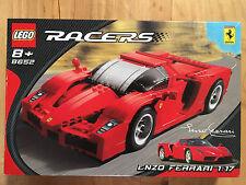 Lego 8652 Ferrari Enzo, very rare set, new/sealed