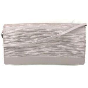 Louis Vuitton Accessories Pouch M5273B Honfleur Purple Epi 1411556