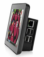 Raspberry Pi 3 Display Kit Includes 7'' Touchscreen Power Supply Official Case