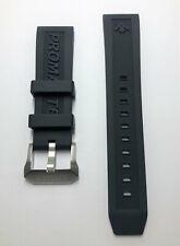 Original Citizen Promaster Altichron BN5058-07E Black Rubber Watch Band Strap