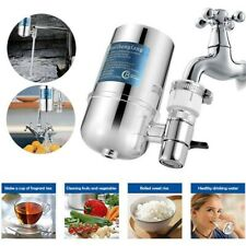 Water Purifier Filter Tap For Kitchen Bathroom Sink Faucet Mount Filtration USA