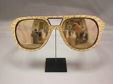 Original GOLD&WOOD Sonnenbrille COPA Farbe 01 gold braun Limited Edition