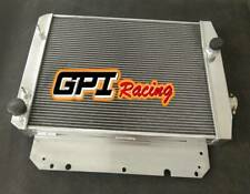 FOR BUICK , SPECIAL, SUPER. ROADMASTER 1950-1952 1951 ALUMINUM RADIATOR